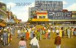 The Steel Pier in the late 1930s