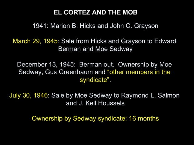 Mob transaction summary