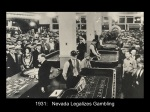 A dingy casino just after legalization in 1931