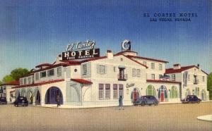 El Cortez 1945