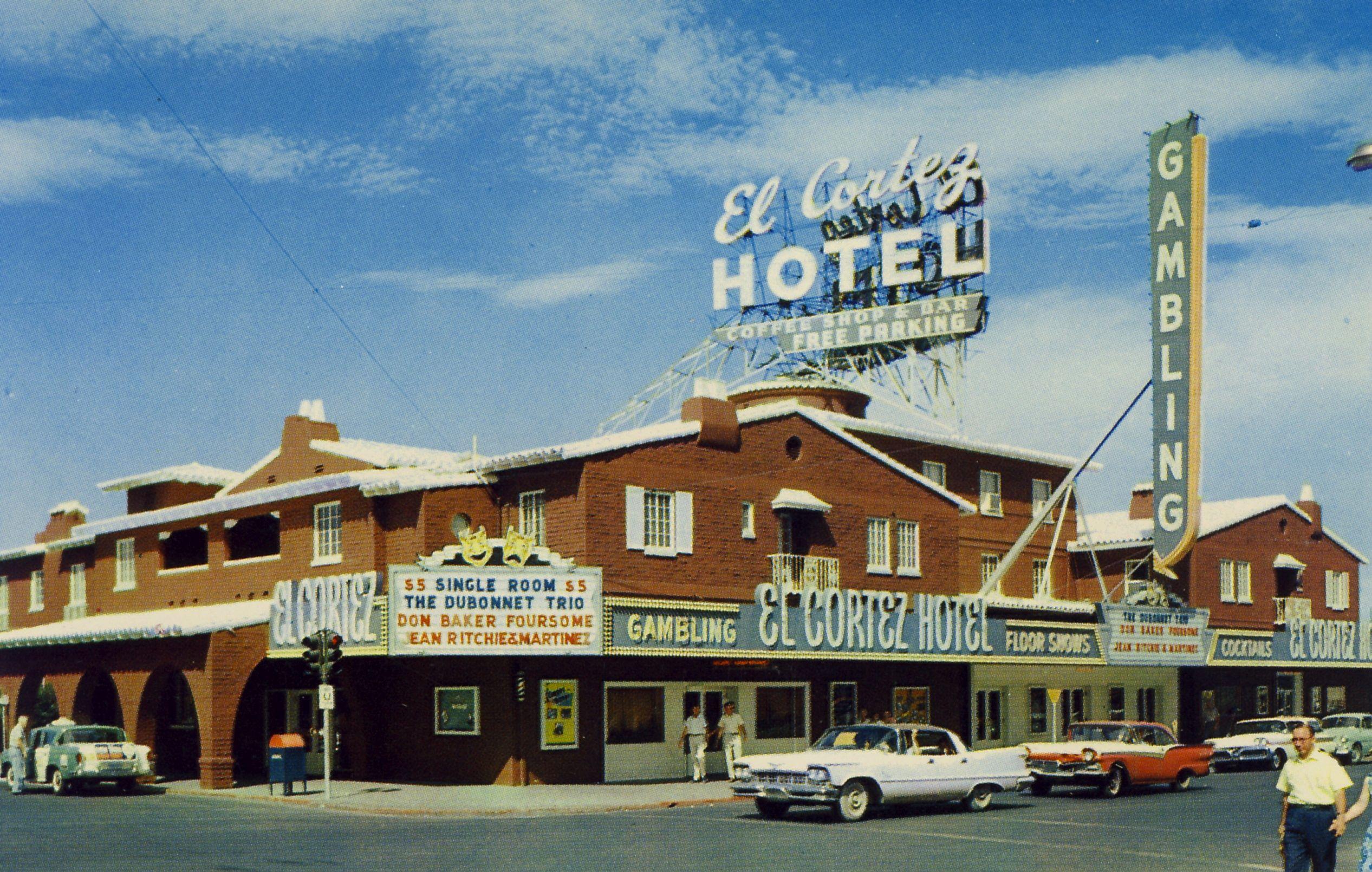 el cortez hotel y casino las vegas