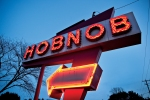 The Hobnob Supper Club in Racine, Wisconsin