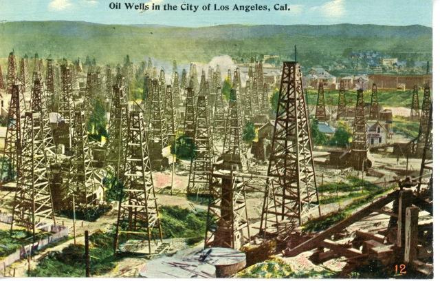LA Oil Fever
