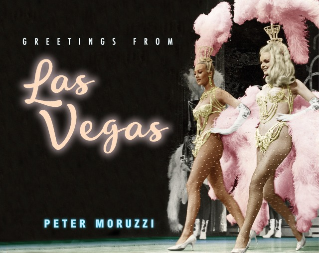 Greetings from Las Vegas Cover