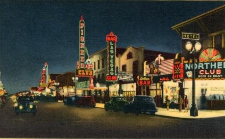 Fremont St. 1943